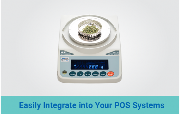 Easily Integrate into Your POS Systems
